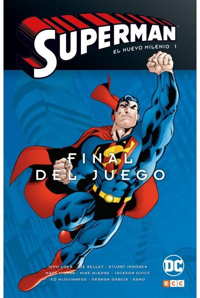 SUPERMAN, EL NUEVO MILENIO #01: FINAL DEL JUEGO