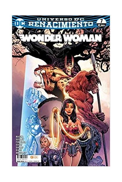 WONDER WOMAN 21/07 (RENACIMIENTO)
