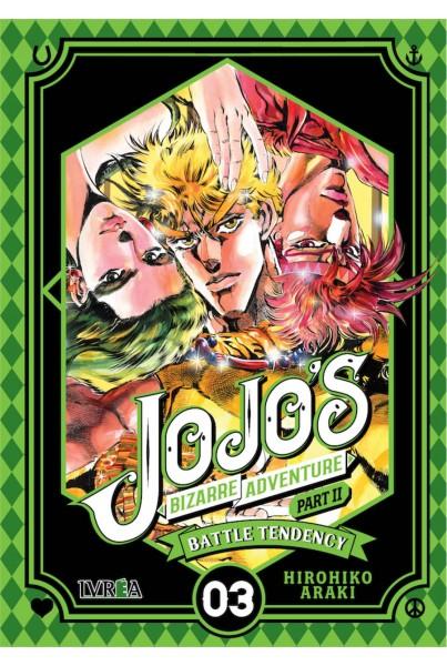JOJO'S BIZARRE ADVENTURE PARTE 2: BATTLE TENDENCY