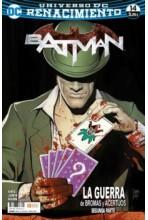 BATMAN 69/14 (RENACIMIENTO)