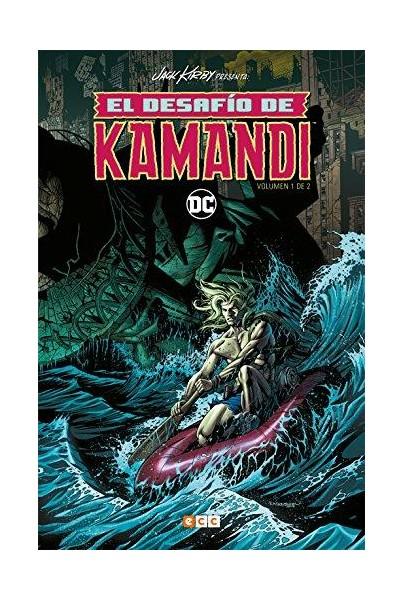 EL DESAFÍO DE KAMANDI #01 (DE 2)