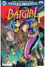 BATGIRL #02 (RENACIMIENTO)