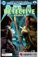 BATMAN: DETECTIVE COMICS #06 (RENACIMIENTO)