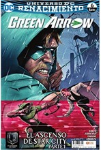 GREEN ARROW VOL.2 #06 (RENACIMIENTO)