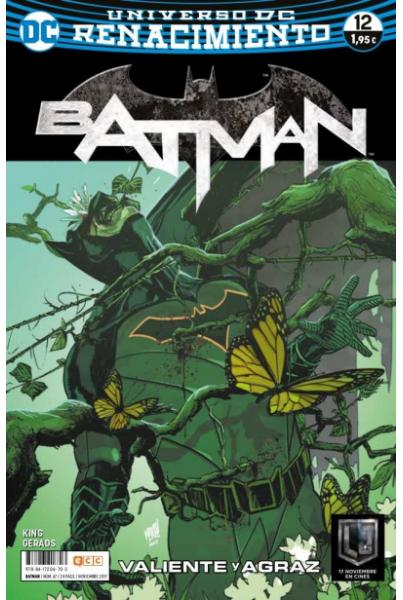 BATMAN 67/12 (RENACIMIENTO)