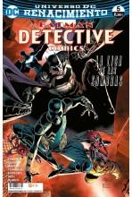 BATMAN: DETECTIVE COMICS #05 (RENACIMIENTO)