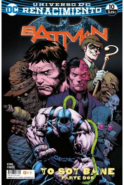 BATMAN 65/10 (RENACIMIENTO)