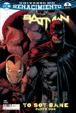 BATMAN 64/09 (RENACIMIENTO)