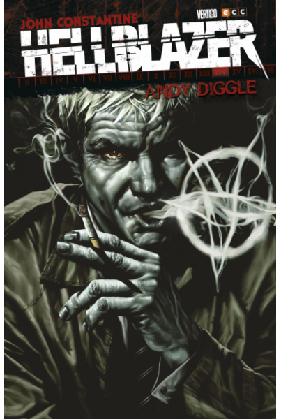 HELLBLAZER #14: ANDY DIGGLE