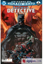 BATMAN: DETECTIVE COMICS #04 (RENACIMIENTO)