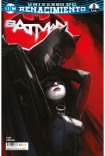 BATMAN 63/08 (RENACIMIENTO)