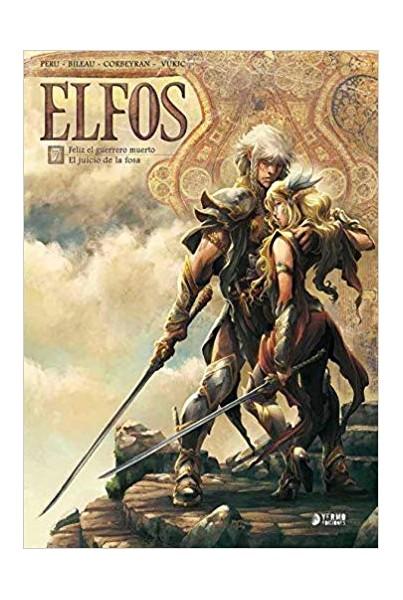ELFOS 07. FELIZ EL GUERRERO MUERTO/ EL JUICIO DE L
