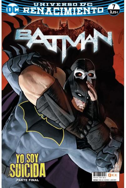 BATMAN 62/06 (RENACIMIENTO)