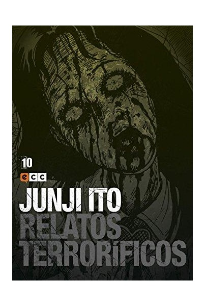 JUNJI ITO: RELATOS TERRORÍFICOS #10