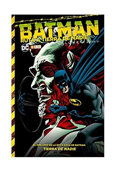 BATMAN: RUTA A TIERRA DE NADIE #02 (DE 2)