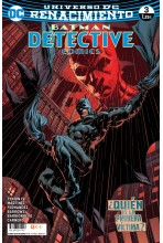 BATMAN: DETECTIVE COMICS #03 (RENACIMIENTO)