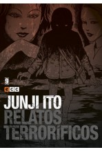 JUNJI ITO: RELATOS TERRORÍFICOS #09