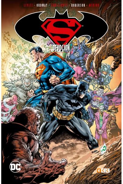 SUPERMAN/BATMAN #06: DEVOCIÓN