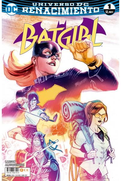 BATGIRL #01 (RENACIMIENTO)