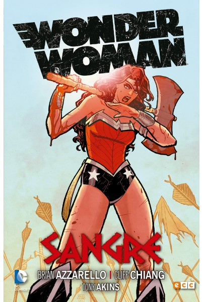 WONDER WOMAN: SANGRE (2ª EDICIÓN)