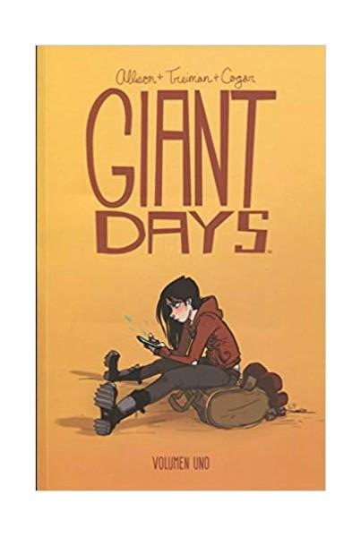 GIANT DAYS 01