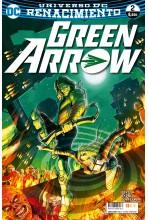 GREEN ARROW VOL.2 #02 (RENACIMIENTO)
