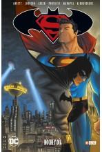 SUPERMAN/BATMAN #05: NOCHE Y DIA
