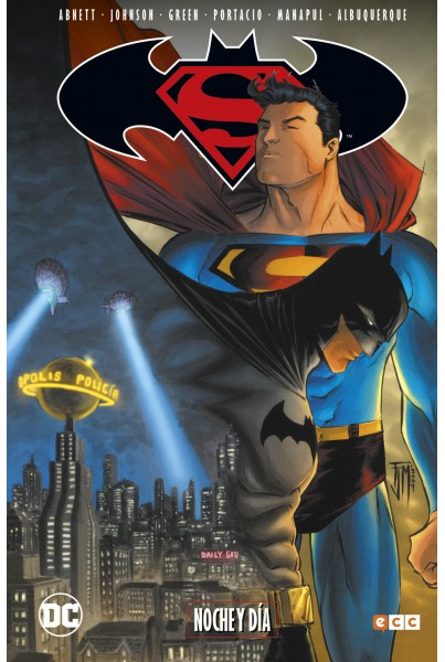 SUPERMAN/BATMAN #05: NOCHE Y DIA