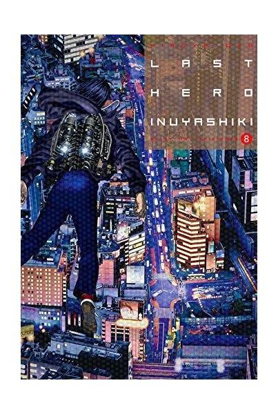 LAST HERO INUYASHIKI #08