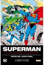 SUPERMAN Y LA LIGA DE LA JUSTICIA : ANTES DEL JUICIO FINAL