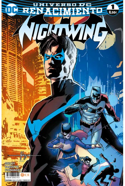 NIGHTWING 08/01 (RENACIMIENTO)