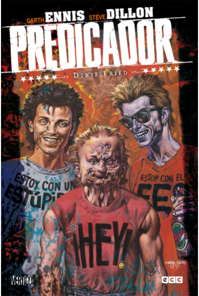 PREDICADOR #05 (DE 9): DIXIE FRIED (2ª EDICIÓN)