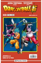 DRAGON BALL SUPER #05 SERIE ROJA 216