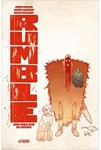 RUMBLE TOMO 02: UNA PENA QUE ES LOCURA