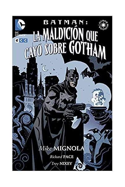 BATMAN: LA MALDICIÓN QUE CAYÓ SOBRE GOTHAM (2ª EDICIÓN)