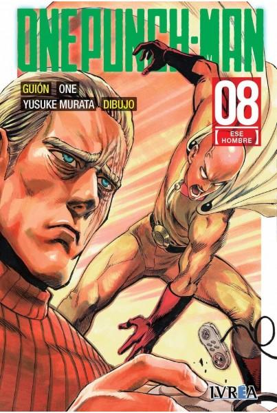 ONE PUNCH-MAN 08 (COMIC)