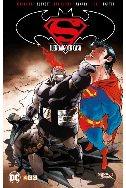 SUPERMAN/BATMAN: EL ENEMIGO EN CASA