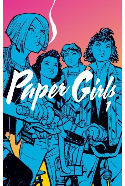 PAPER GIRLS #01 (DE 6)