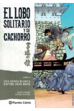 LOBO SOLITARIO Y SU CACHORRO #02 (DE 20) (NUEVA EDICIÓN): UNA SENDA BLANCA ENTRE DOS RÍOS