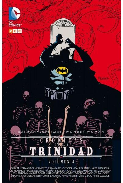 BATMAN / SUPERMAN / WONDER WOMAN: CRÓNICAS DE LA TRINIDAD #04