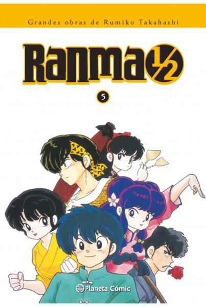 RANMA 1/2 #05 (DE 19)