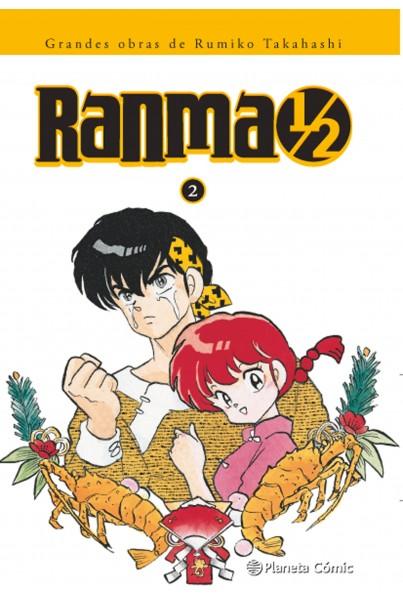 RANMA 1/2 #02 (DE 19)