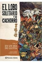 LOBO SOLITARIO Y SU CACHORRO #10 (DE 20) (NUEVA EDICIÓN): EN UN DÍA DE LLUVIA