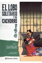 LOBO SOLITARIO Y SU CACHORRO #07 (DE 20) (NUEVA EDICIÓN): LA CARTA DE LOS YAGYU
