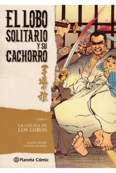 LOBO SOLITARIO Y SU CACHORRO #05 (DE 20) (NUEVA EDICIÓN): LA NOCHE DE LOS COLMILLOS