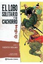 LOBO SOLITARIO Y SU CACHORRO #04 (DE 20) (NUEVA EDICIÓN): VIENTO NEGRO