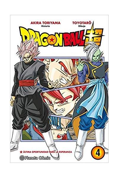 DRAGON BALL SUPER #04