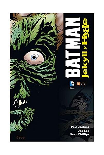 BATMAN: JEKYLL Y HYDE