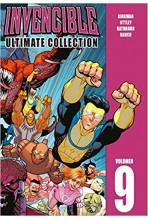 INVENCIBLE ULTIMATE COLLECTION #09