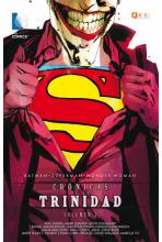 BATMAN / SUPERMAN / WONDER WOMAN: CRÓNICAS DE LA TRINIDAD #02